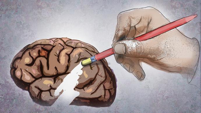 老化的大腦:阿爾茨海默癥與進化的逆行