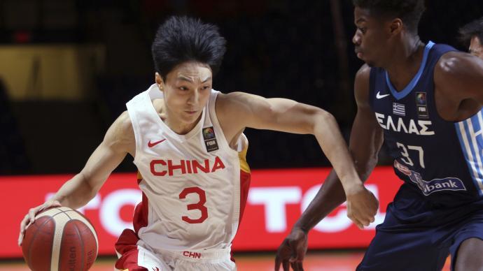 中国男篮不敌希腊:落选赛两连败,37年首次无缘奥运会