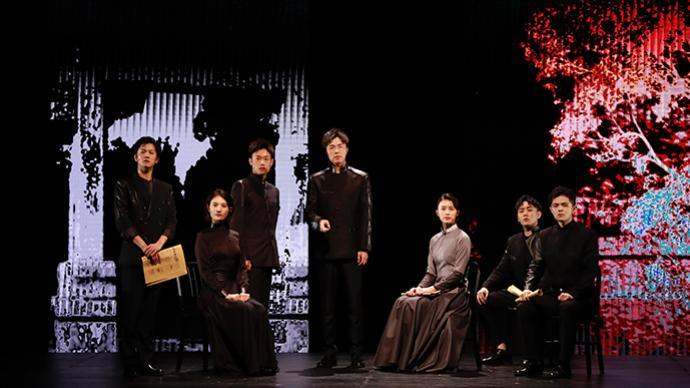 《紅色的起點》總導演田沁鑫 :把黨史學習請上舞臺