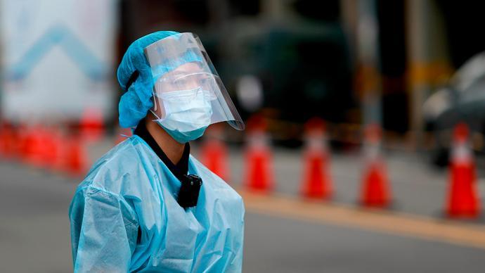 台媒:台湾新增57例本土新冠病例,新增15例死亡病例