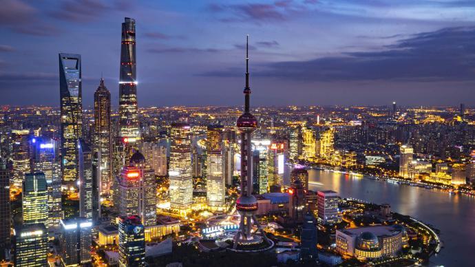 """人工智能""""上海高地""""加速崛起,全产业链体系初步成形"""