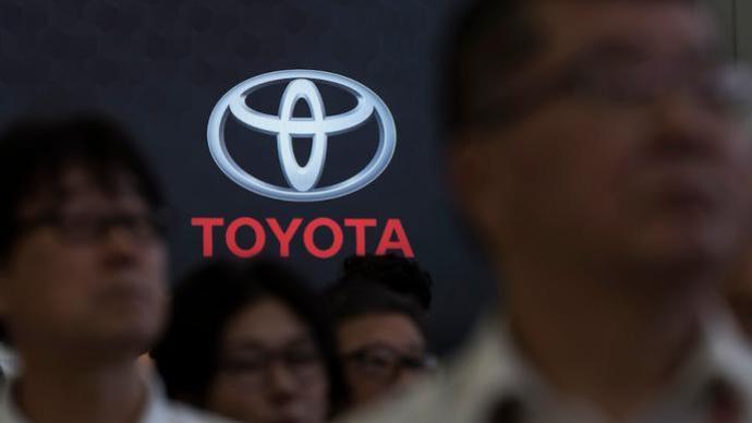 多卖了577辆!丰田在美第二季度销量首次超越通用