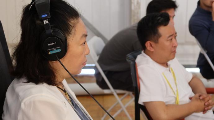 《偉大征程》副總導演田沁鑫:每段戲劇呈現的都是時代切片