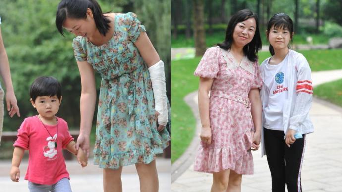 """十年过去了,还记得徒手接女童的""""最美妈妈""""吴菊萍吗?"""