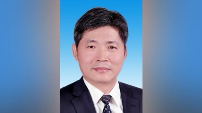 梅世彤出任河北省应急管理厅党委书记,此前担任沧州市长