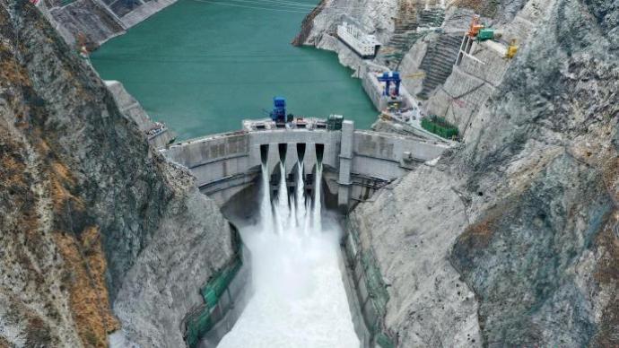"""探訪國內首個百萬千瓦級EPC水電項目:""""智能建設""""貫穿始終"""
