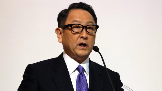 """丰田章男押上""""私房钱"""",近3亿元投资自动驾驶"""