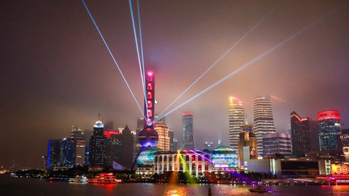 上海中外友人家庭共庆建党百年
