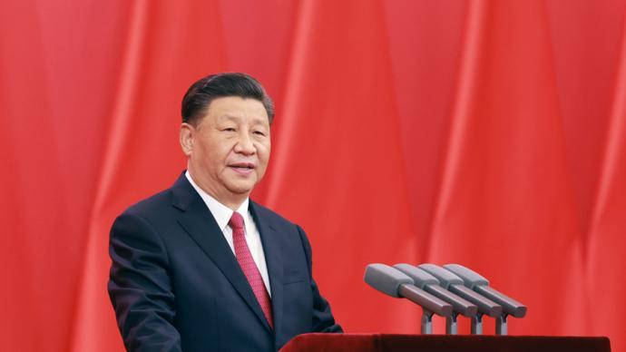每日一习话·礼赞一百年丨中国产生了共产党,这是开天辟地的大事变