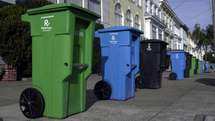 舊金山零廢棄文化(上):選擇共同價值觀的企業