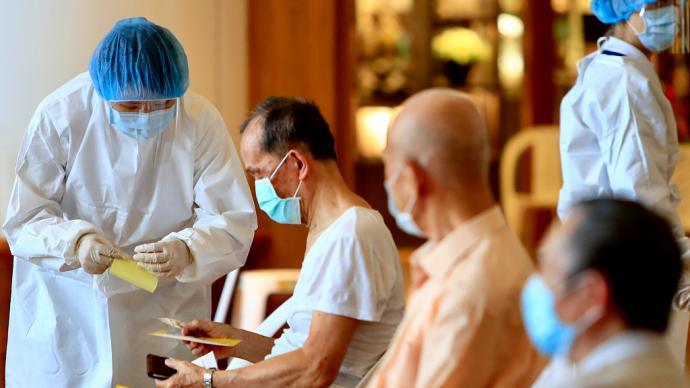 台媒:台湾新增27例本土确诊病例,新增17例死亡病例