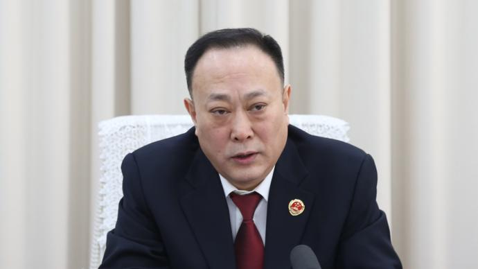 河北省滄州市人民檢察院檢察長楊浩接受審查調查