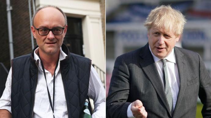 """约翰逊再遭前助手爆料:曾表示自己出任英国首相""""很可笑"""""""