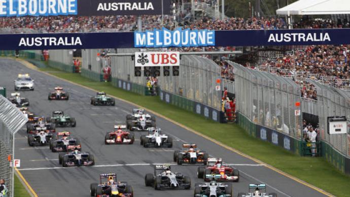 连续两年缺席F1赛事,2021澳大利亚大奖赛取消