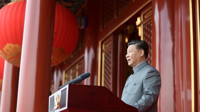 """系列解读之五:三个""""和"""",习近平诠释中国共产党的天下情怀"""