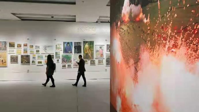 浦东美术馆7月8日开馆,蔡国强:展览空间堪比世界一流