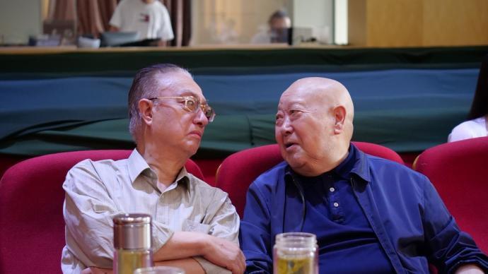 建團43年來第一次!尚長榮、蔡正仁齊聚昆劇《自有后來人》