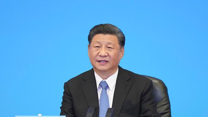 时政新闻眼丨在这次全球性政党峰会上,习近平阐述了哪些深刻命题?