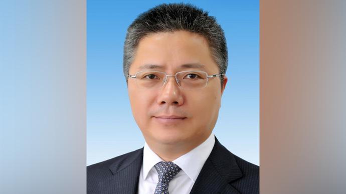 朱忠明已任財政部副部長,此前為湖南省副省長