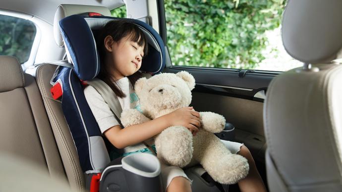 儿童安全座椅使用纳入立法,调查显示京沪深仅三成家长任何情况下都会使用