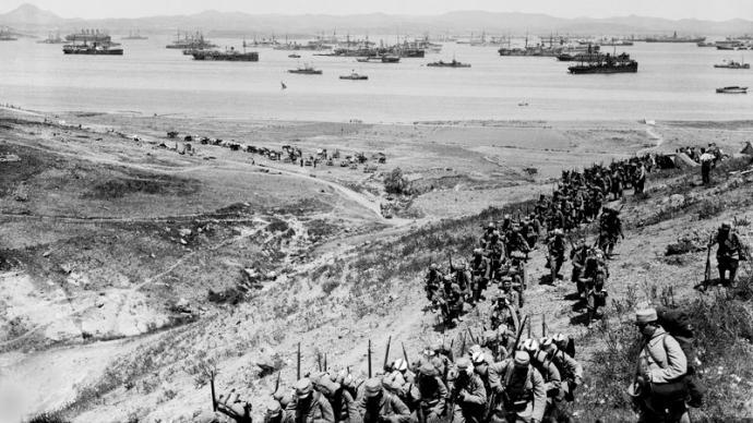 我读|《加里波第战役研究》:一战在中东的遗产