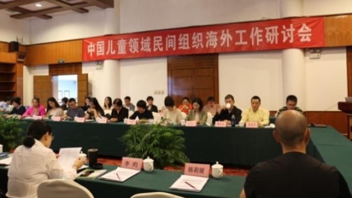 """中國兒童領域民間組織如何""""走出去""""?各界代表共聚昆明研討"""