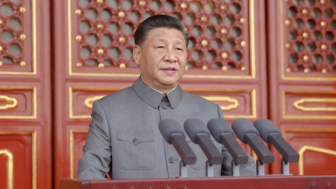 習近平總書記在慶祝中國共產黨成立100周年大會上的重要講話號召全黨踐行初心使命爭取更大光榮