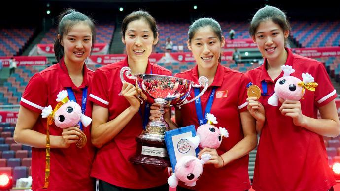解读女排奥运名单:七人主力磨合成熟,替补选择郎平以稳为主