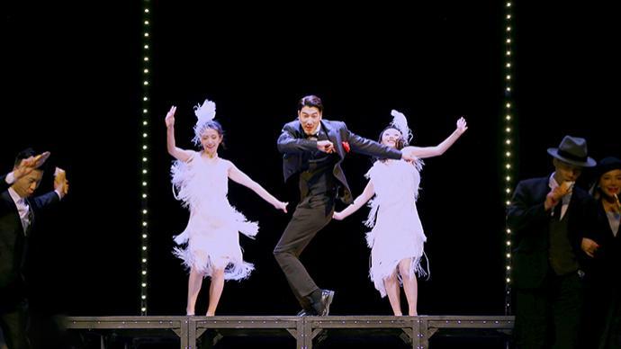 從綜藝走向演員的張亮:話劇對于我來說是一所表演學校