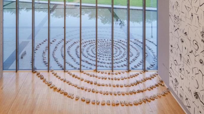 专访 | 卢俊舟:用书法艺术呈现良渚文化