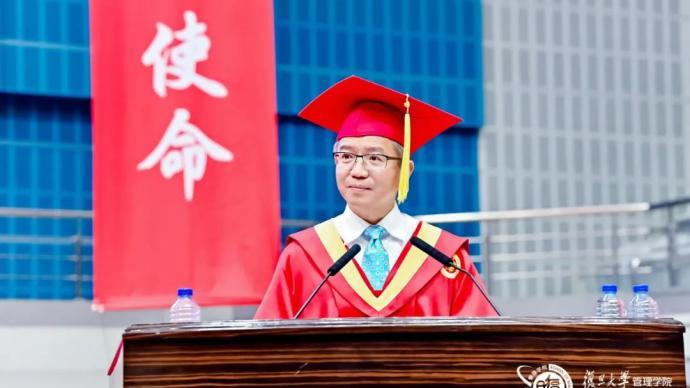 畢業致辭丨陸雄文:什么是科學精神,什么是創新精神