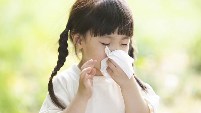 国内超四成儿童受过敏问题困扰,专家建议更重预防科学用药