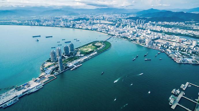 """海南正在建设国际教育创新岛:""""留学海南,等于留学国外"""""""