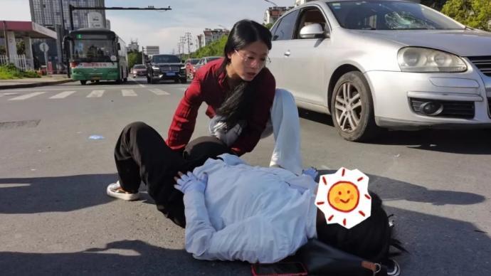 """行車途中遇傷者,全國人大代表、""""最美醫生""""陳瑋又救人了"""