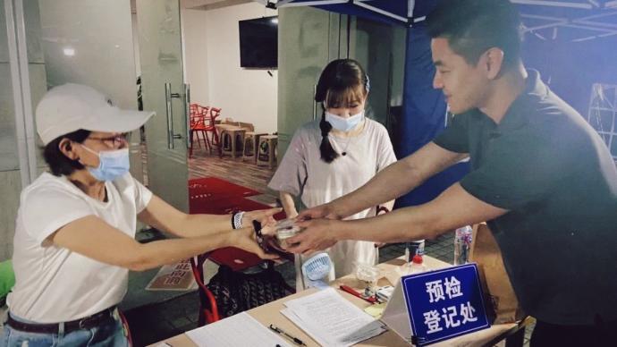 五星照耀|党工委书记许春辉:延续曹杨和睦团结的新村精神