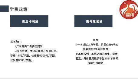 """家长群中""""流传""""的""""深圳衡中文化教育""""招生PPT(部分截图)"""