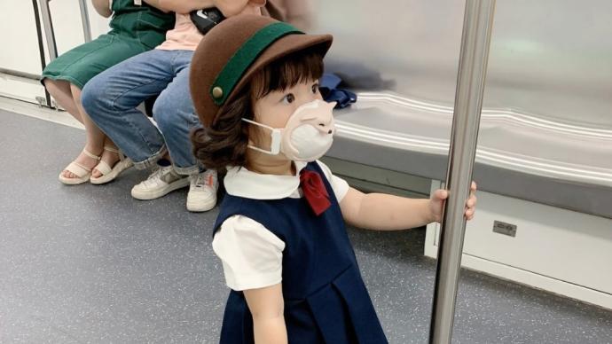 """自媒體盜圖夸""""日本小姑娘自信"""",孩子媽:我孩子是中華兒女"""