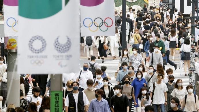 早安·世界 東京奧運會1都3縣無觀眾,全球新冠死亡超400萬人