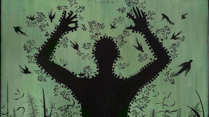 """在""""图像树林""""中乘凉,上海当代艺术博物馆呈现""""树,树"""""""