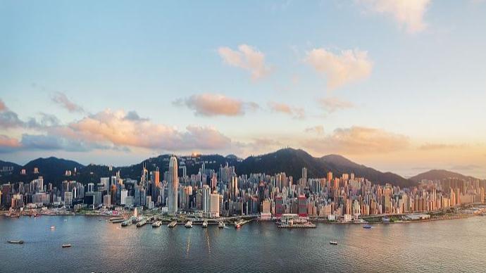 美歐蠻橫揮舞制裁大棒,央媒:撼動不了香港穩定大勢