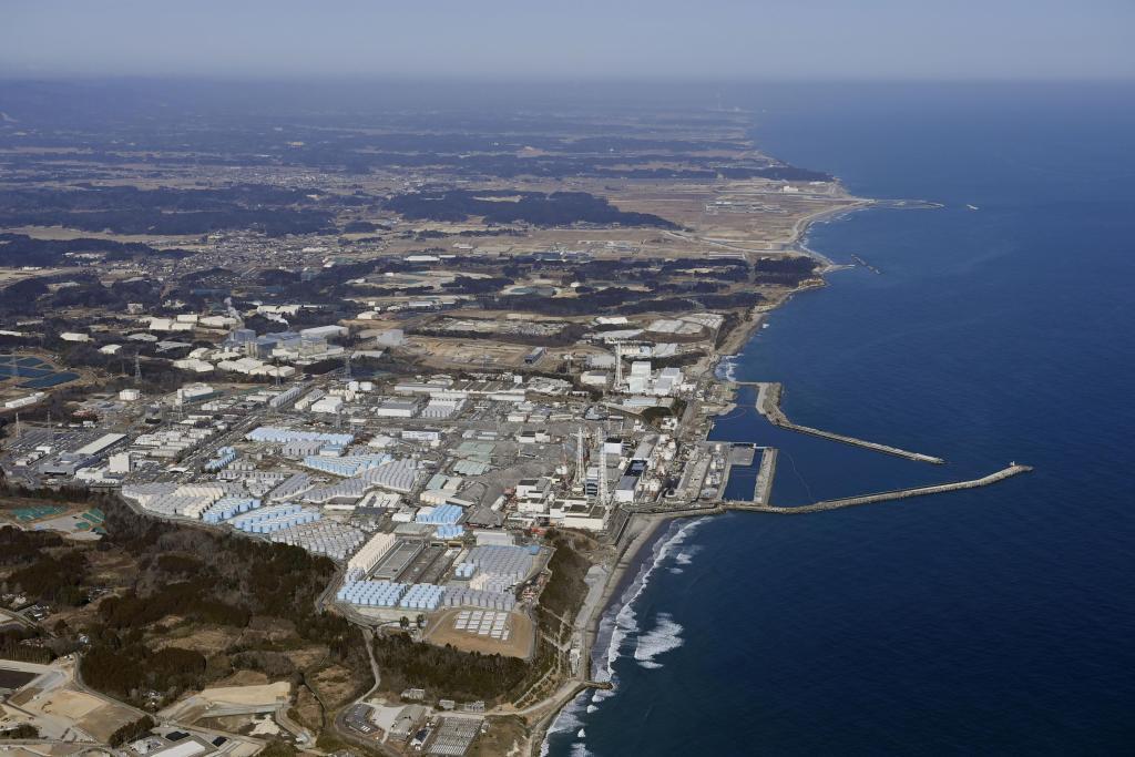 福岛第一核电站(资料图)