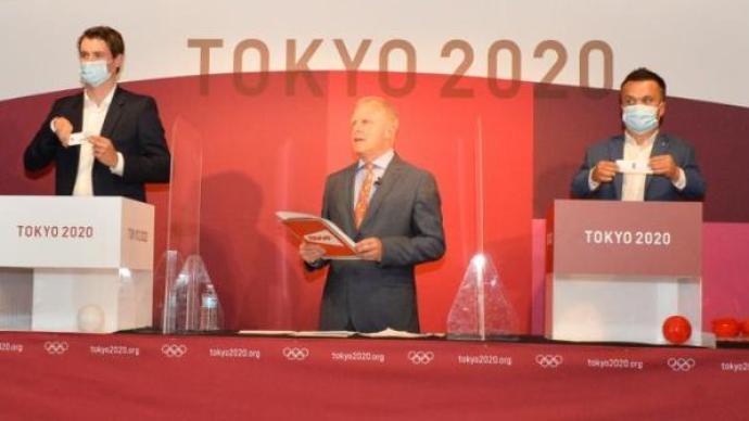 東京奧運羽毛球項目抽簽結果揭曉,諶龍避開桃田賢斗、安塞龍