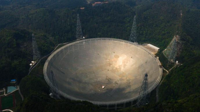 FAST首席科學家:AI是天文學重要工具,尋脈沖星難在哪