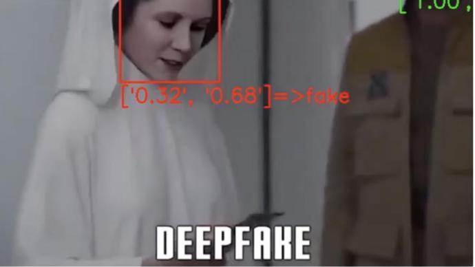 """深度偽造""""攻防戰"""":如何用AI一秒識破""""AI換臉術"""""""