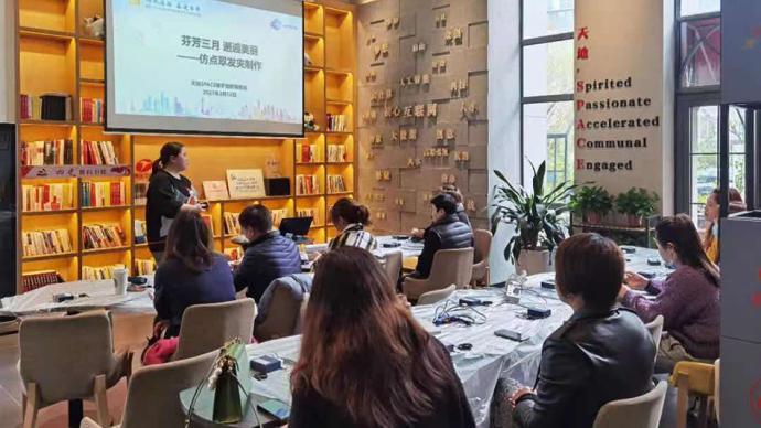如何讓年輕力量在這里凝聚,上海天地軟件園用歸屬感引共鳴