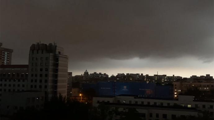 """""""盆泼大雨""""已至!北京将迎入汛最强降雨"""