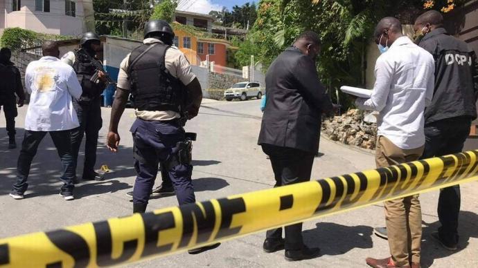 海地总理:总统莫伊兹被刺杀前曾遭酷刑