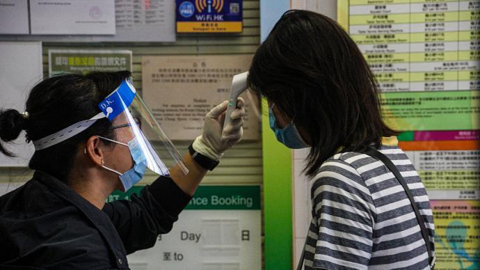 台媒:台湾新增23例本土病例,新增1例死亡病例