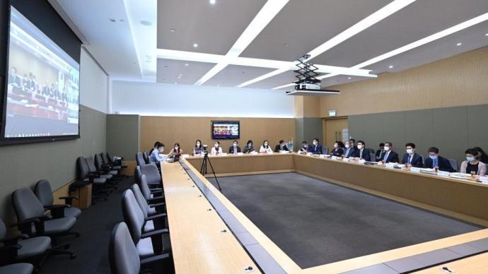 陈茂波:香港将积极参与国家双循环发展战略