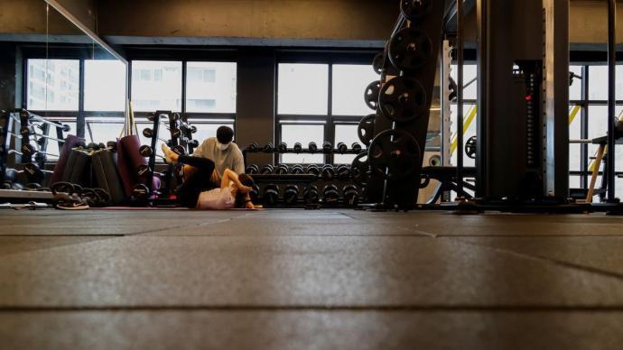 韩国推健身房防疫新规:不克不及播放超120个节拍的快节奏音乐